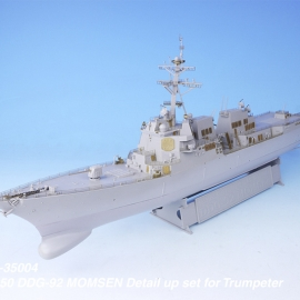 1/350 DDG-92 MOMSEN Detail up set for Trumpeter