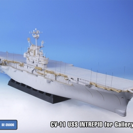 1/350 CV-11 USS INTREPID Detail up set for Gallery Model