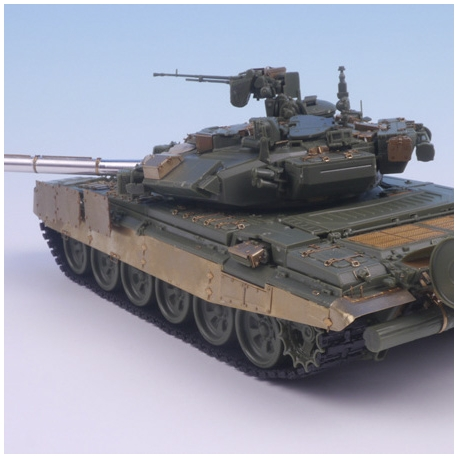 1/35 Russian MBT T-90A (w/ Barrel) for MENG