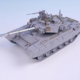 1/35 Russian MBT T-90A (w/ Barrel) for ZVEZDA