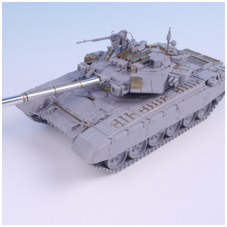 1/35 Russian MBT T-90A (w/ Barrel) for ZVEZDA