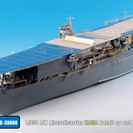 1/350 IJN Aircraftcarrier Kaga Detail up set for fujimi