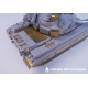 1/35 Soviets MBT T-64A Mod1981(without Barrel) for Trumpeter