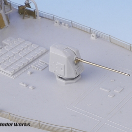 1/350 5″(Cal.62) Mark.45 Mod.4 Naval Gun(2PCS)