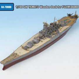 1/700 IJN YAMATO Wooden Deck for FUJIMI46000