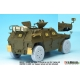 JGSDF Light Amoured Vehicle PE Detail Up set (for Tamiya 1/35)