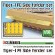 Tiger-1 PE Side Fenders set (for Academy/Tamiya/Zvezda 1/35)