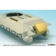 T-34 external stove and grill detail up set (for Academy/Dragon 1/35)