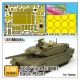 JGSDF Type10 Basic detail up set (for Tamiya 1/48)