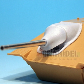 Hetzer Late type Mantlet set (for Academy 1/35)