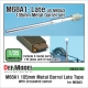 M68A1 105mm Metal Barrel Late Type(for 1/35 M60A3)
