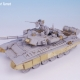 1/35 Russian MBT T-90/T-90A(w/Barrel) for Trumpeter