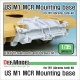 US M1 MCR mounting base for M1 Abrams kit