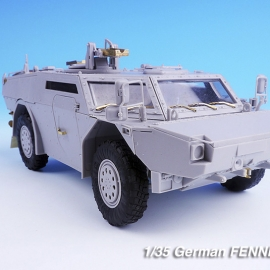 1/35 German FENNEK LGS Detail up set for Trumpeter