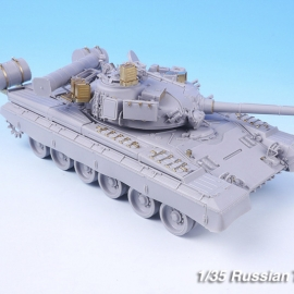 1/35 Russian MBT T-80B Detail up set for Trumpeter