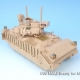 1/35 M2A3 Bradly Detail up set for MENG