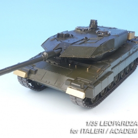 1/35 Leopard2A6 Detail up set for ACADEMY / ITALERI