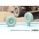 S M1082 LMTVT GY Sagged Wheel set-2 (for Trumpeter 1/35)