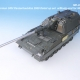 1/35 German SPH Panzerhaubitze 2000 Detail up set w/Mudguard for MENG