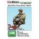 US Marines Jeep Officer Korea Winter 1950/51