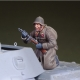 WWII Russian winter tank rider 3