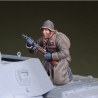 WWII Russian winter tank rider 3