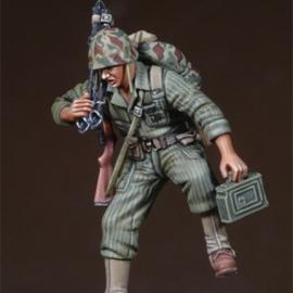 WWII-Korean War USMC MG Asst Gunner