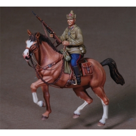 WWII Russian Mounted trooper