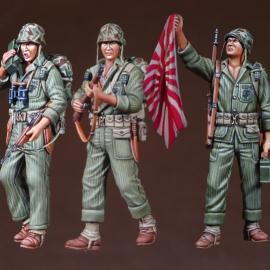 WWII USMC Infantry Set