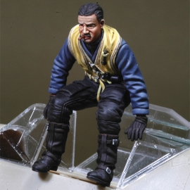 WWII Adolf Galland 1/32