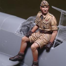 WWII Hans Joachim Marseille 1/32