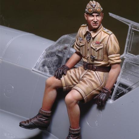 WWII Hans Joachim Marseille