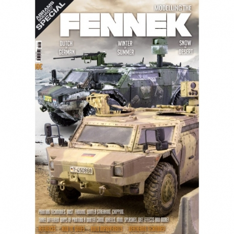 Modelling the Fennek - Abrams Squad Special