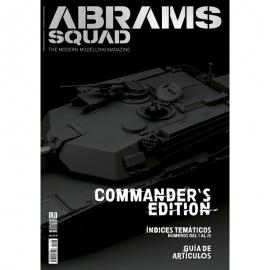 Abrams Squad Commander's Edition CASTELLANO