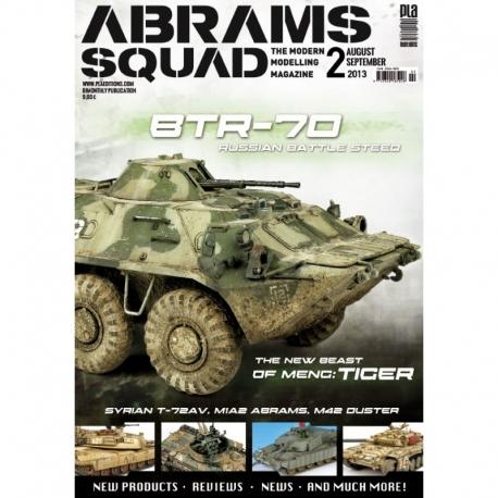 Abrams Squad 02 ENGLISH