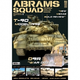 Abrams Squad 06 ENGLISH