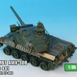 1/35 French MBT AMX-30B Detail up set for MENG