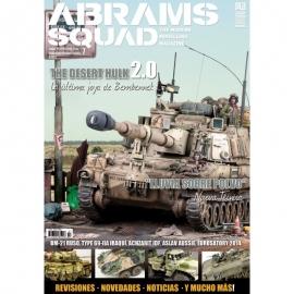 Abrams Squad 07 CASTELLANO
