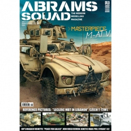 Abrams Squad 08 ENGLISH
