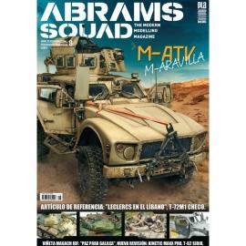 Abrams Squad 08 CASTELLANO