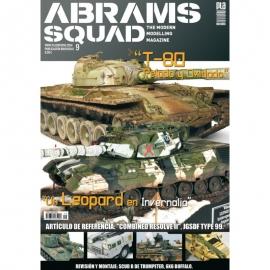Abrams Squad 09 CASTELLANO