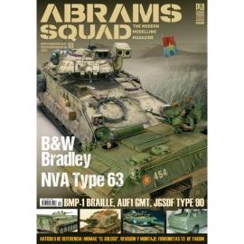 Abrams Squad 10 CASTELLANO