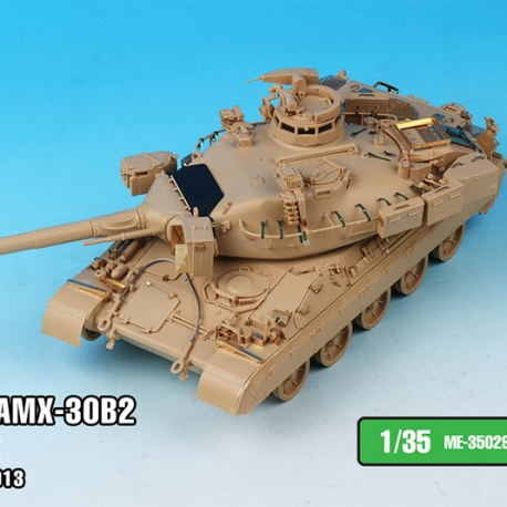 1/35 French MBT AMX-30B2 Detail up set for MENG
