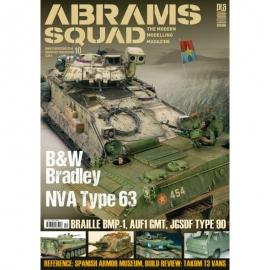 Abrams Squad 10 ENGLISH
