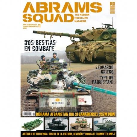 Abrams Squad 11 CASTELLANO
