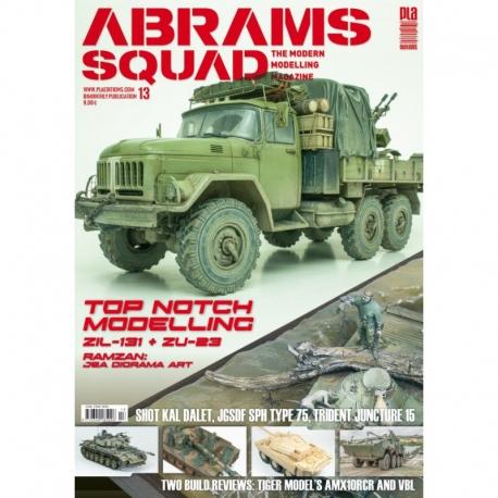 Abrams Squad 13 ENGLISH