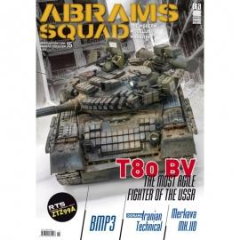Abrams Squad 15 ENGLISH