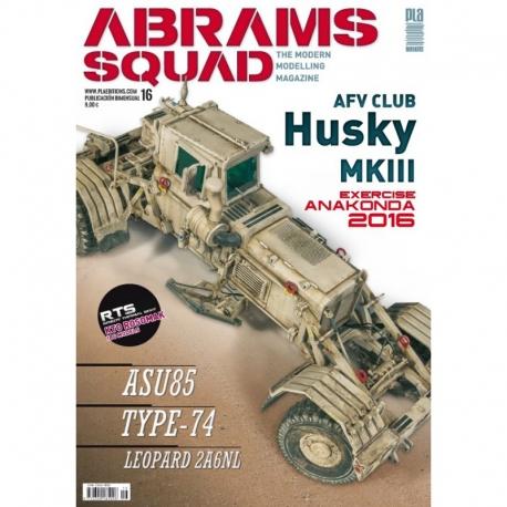 Abrams Squad 16 CASTELLANO