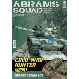 Abrams Squad 18 CASTELLANO