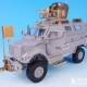1/35 4x4 MRAP Detail up set for Kinetic